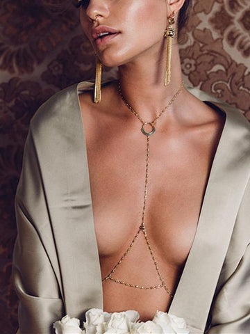 Sexy Tassels Body Chain Accessories