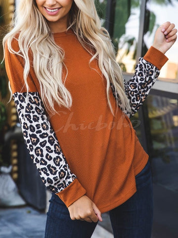 Loose Coarse Knit Sweater