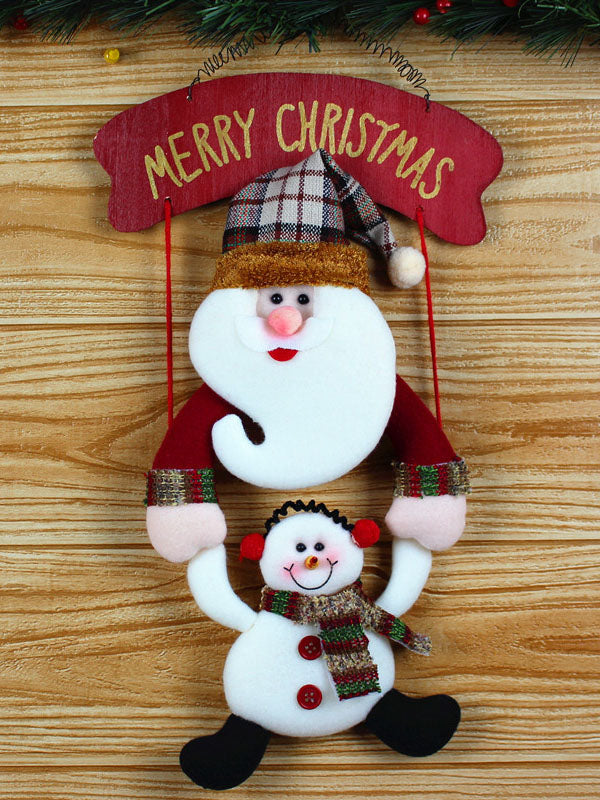 Christmas Doll Pendant Decoration