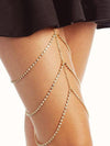 Bohemia Tassels Coin Leg Chains Accessories