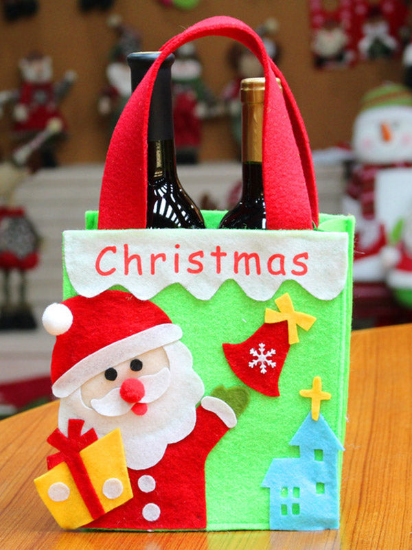 Christmas Candy Pouch Decoration