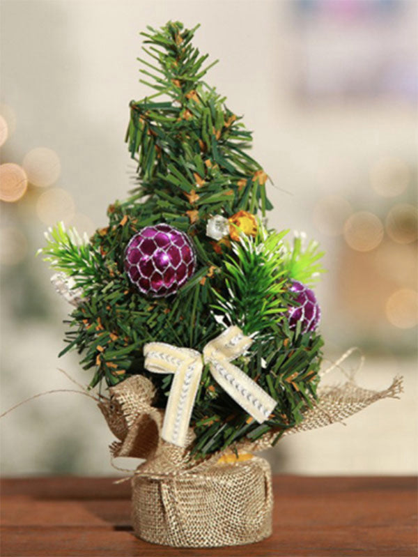 3pcs Random Delivery Christmas Tree Decoration