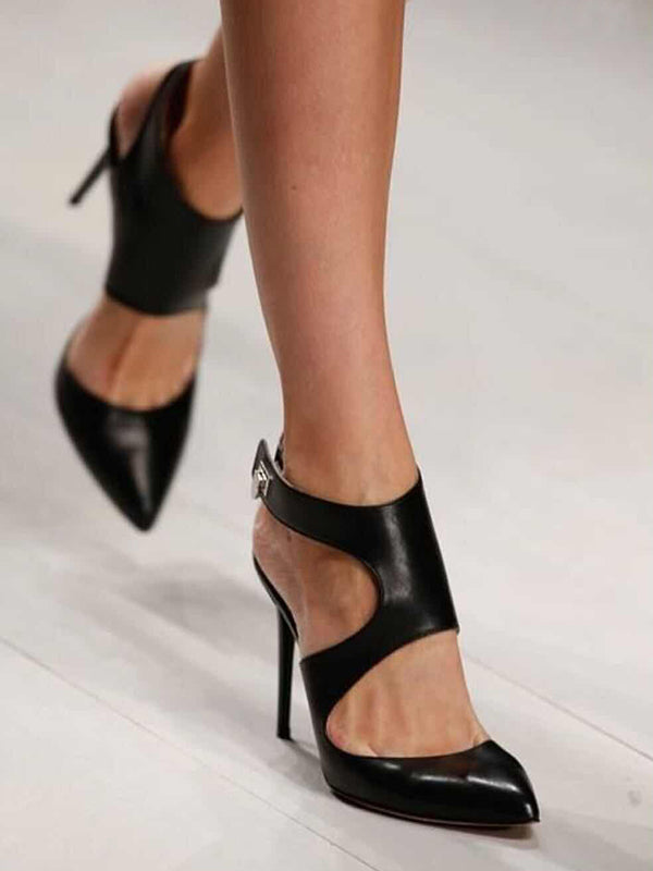 Fashion Black High Heels