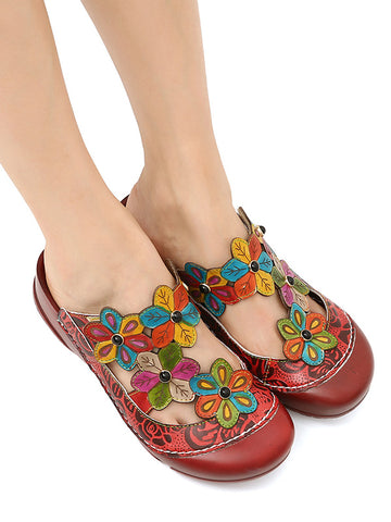 National Comfortable platform Shoes