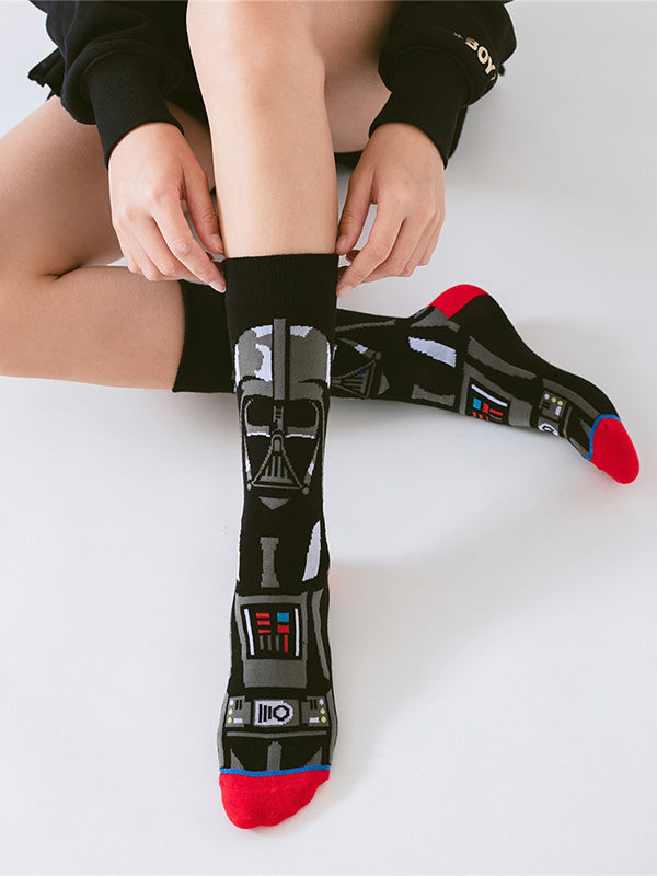 Star Wars Printing Casual Socks