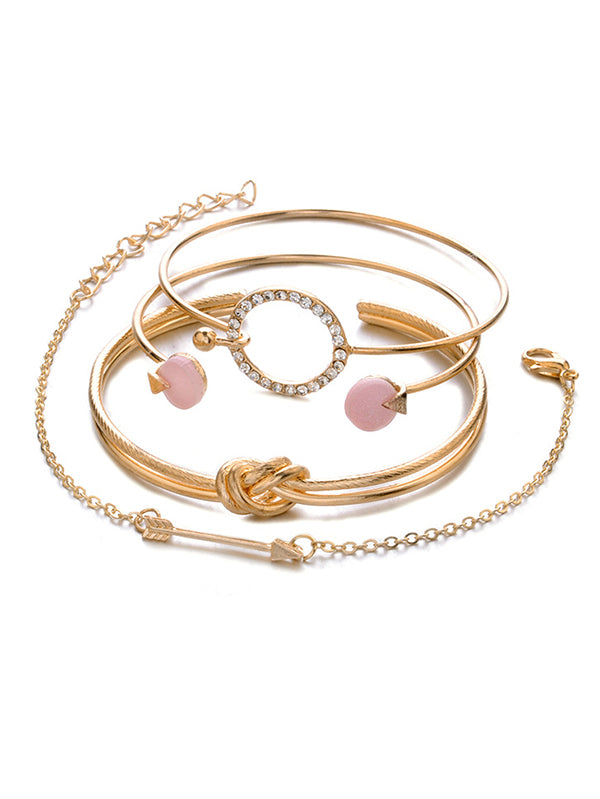 Fashion Simple Alloy Bracelet Accessories