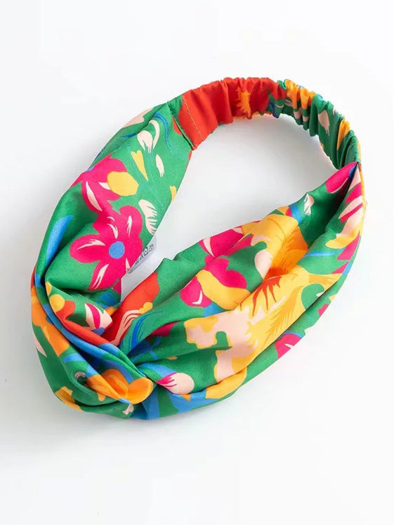 Printed Hair Band Accessories