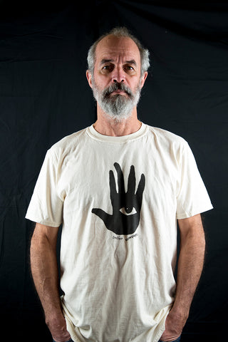 "T-shirt ""Main-Œil"" - Assemblages autonomes"