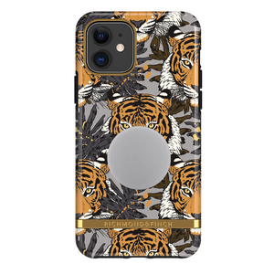 Richmond Amp Finch Case Tropical Tiger Matching Popgrip