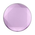 Metallic Diamond Lilac, PopSockets