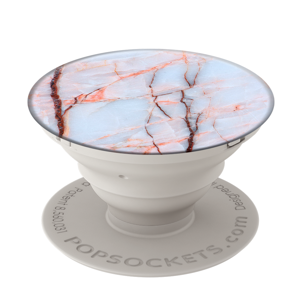 Blush Marble, PopSockets