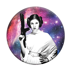Leia Galaxy, PopSockets