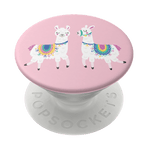 Llamalliance in Pink, PopSockets