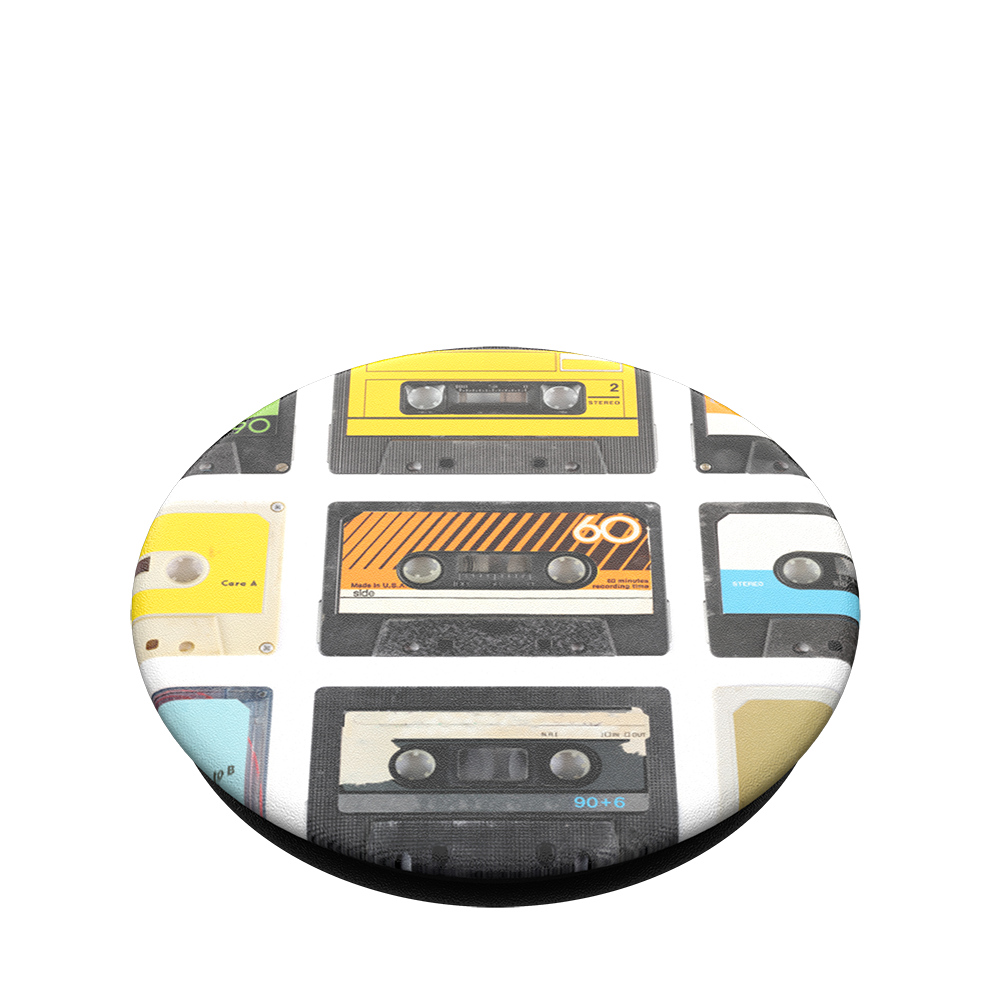 Tapes on Tapes, PopSockets