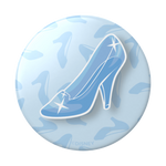 Cinderella Glass Slipper, PopSockets