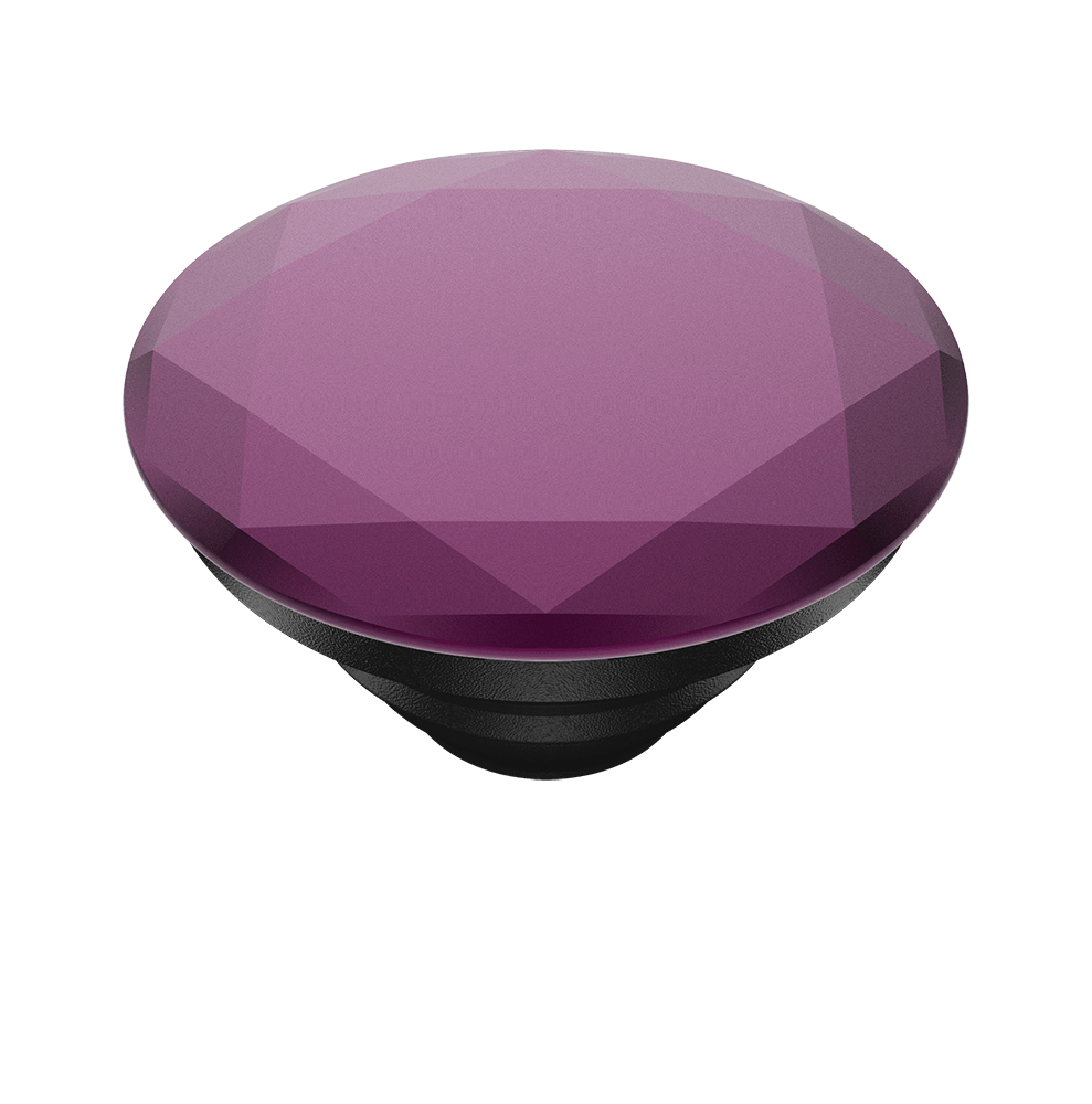 Metallic Diamond Mystic Violet, PopSockets