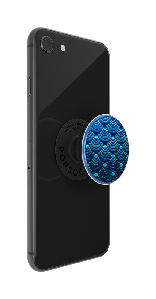 Iridescent Mermaid Wave, PopSockets
