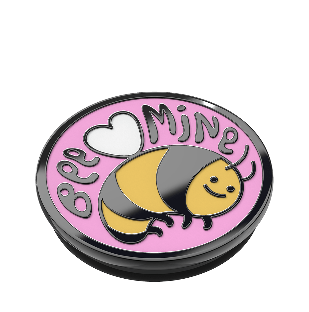 Bee Mine Enamel