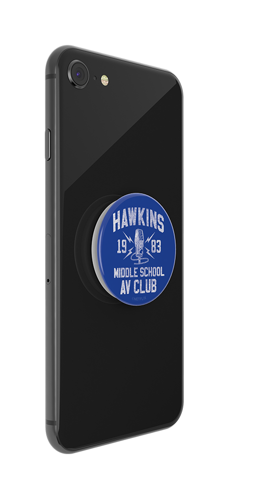 Hawkins AV Club, PopSockets