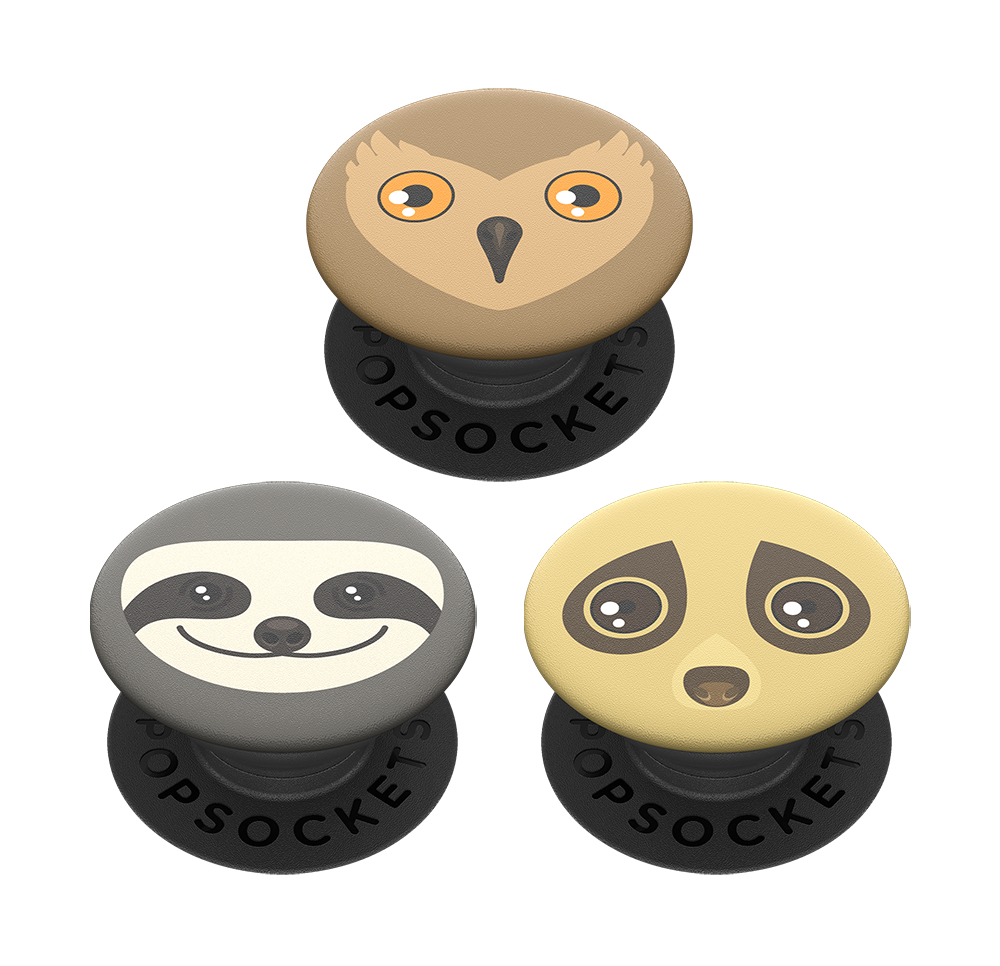 PopMinis Creature Comfort, PopSockets
