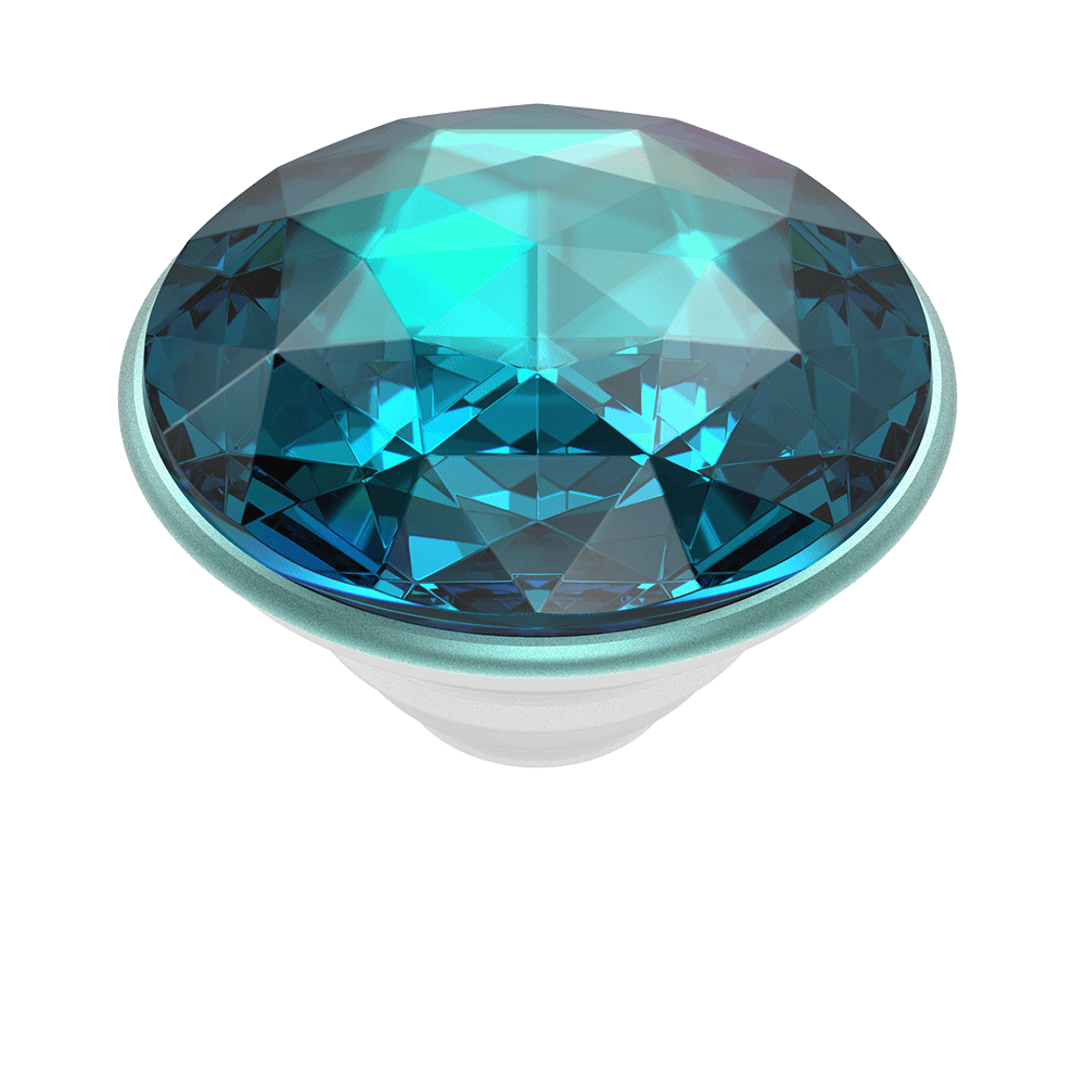 Disco Crystal Blue, PopSockets