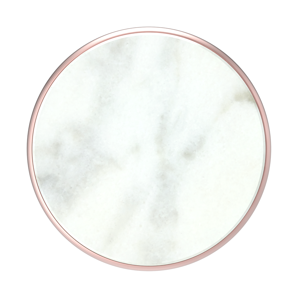 Genuine Carrara Marble SWAPPABLE