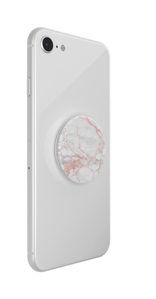 Rose Gold Lutz Marble, PopSockets