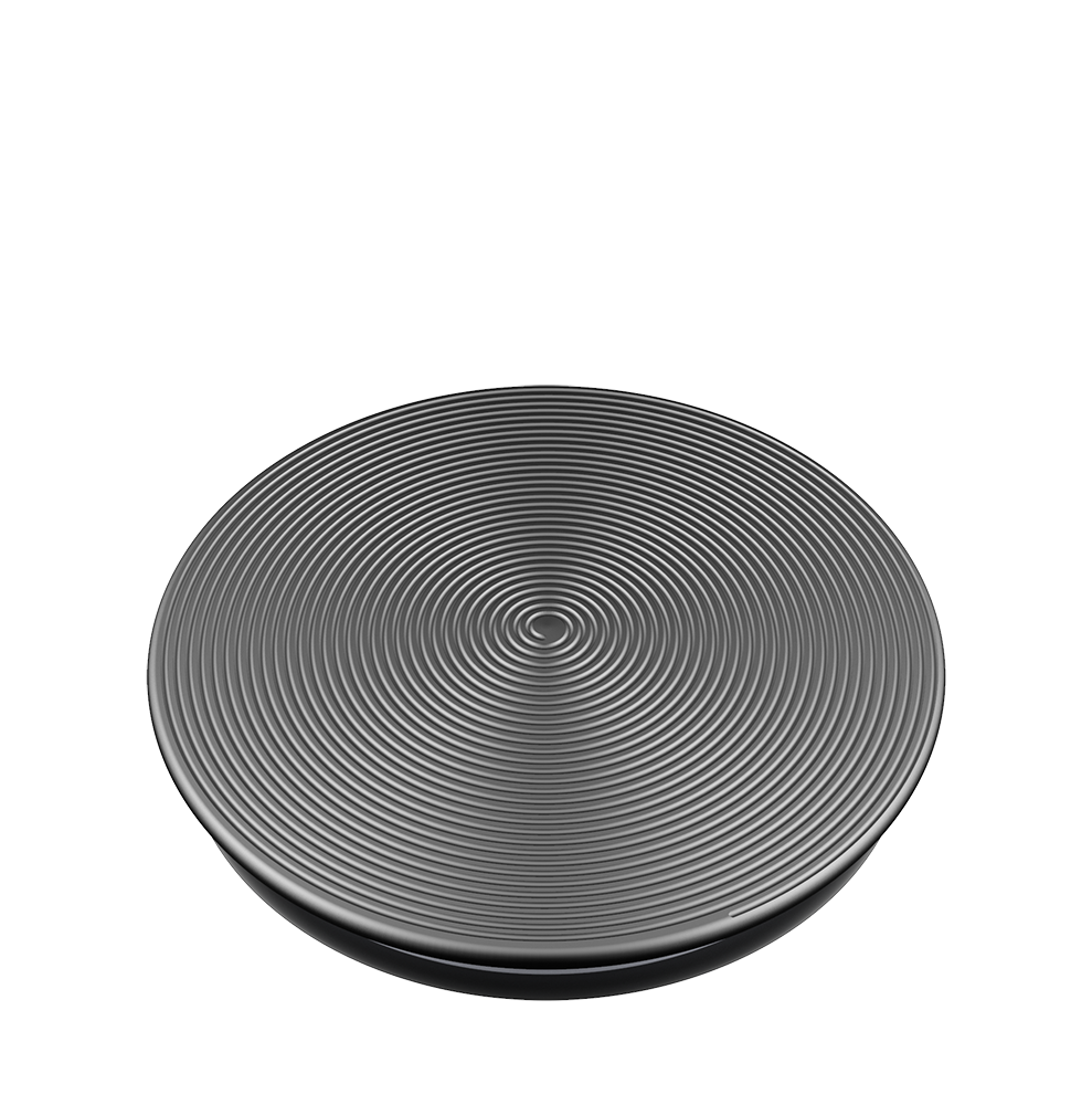 Twist Grey Aluminium, PopSockets