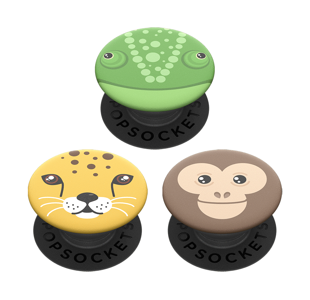 PopMinis Wild Side, PopSockets