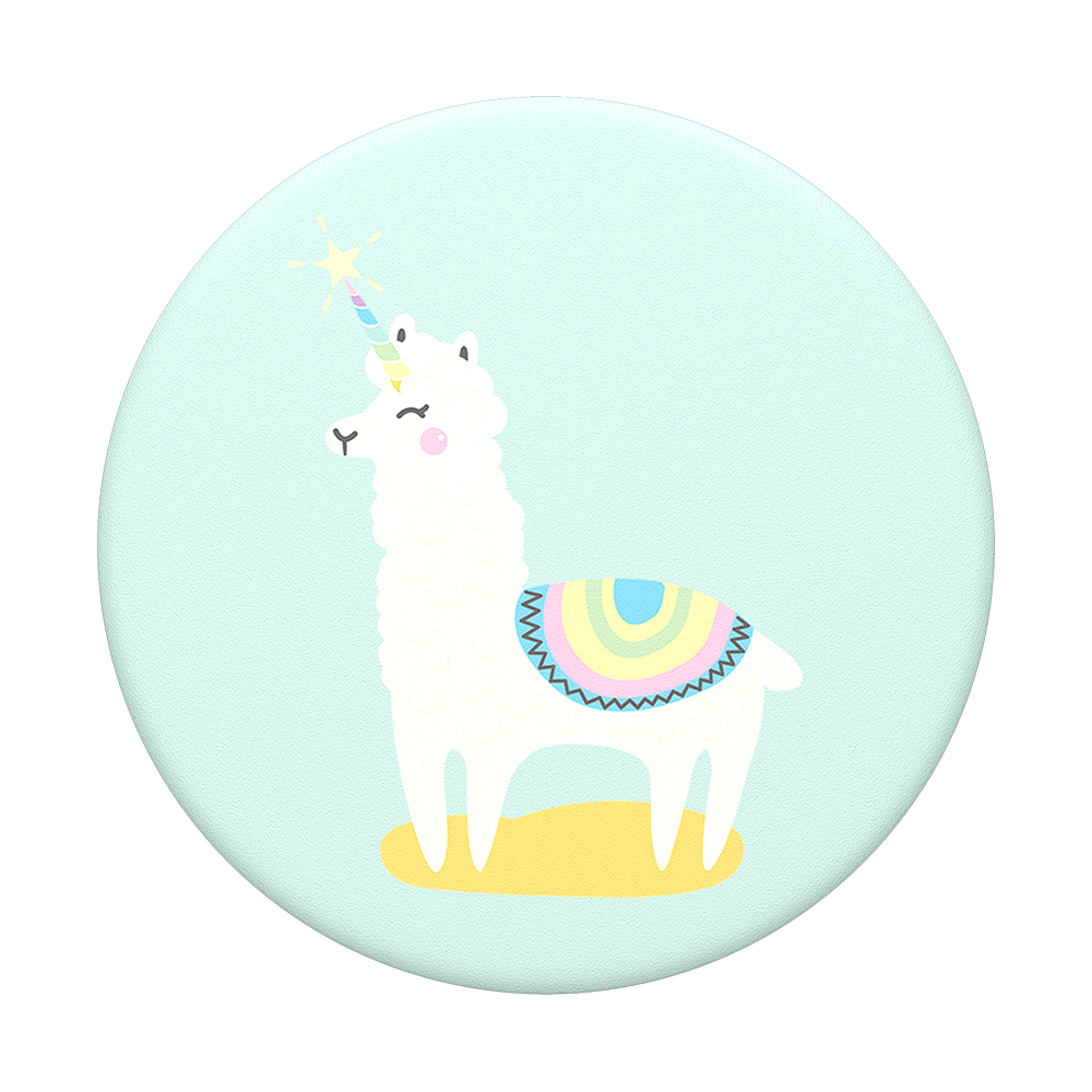Llamacorn Popsockets Popgrip Popsockets United Kingdom