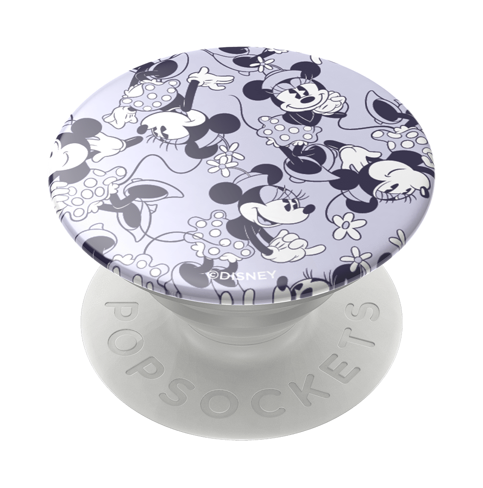 Minnie Lilac Pattern