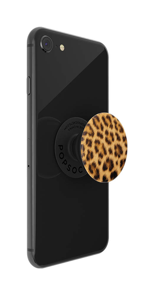 Cheetah Chic, PopSockets