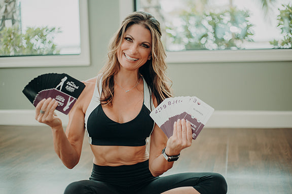 FitDiva Deck of Cards