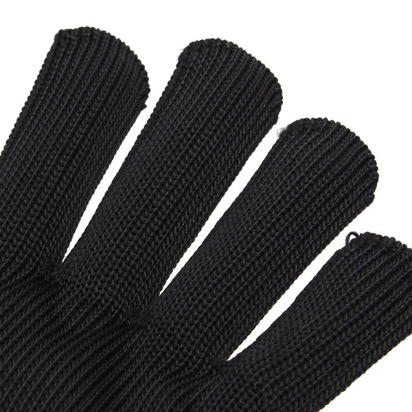 1 Pair Of 5 Level Cut-Proof Stainless Steel Gloves  BabuBunny