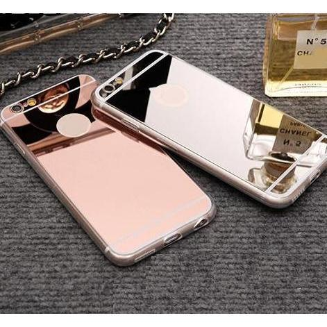 Luxury Mirror Case For iPhone  BabuBunny