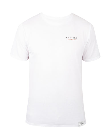 Signature Short Sleeve (White)