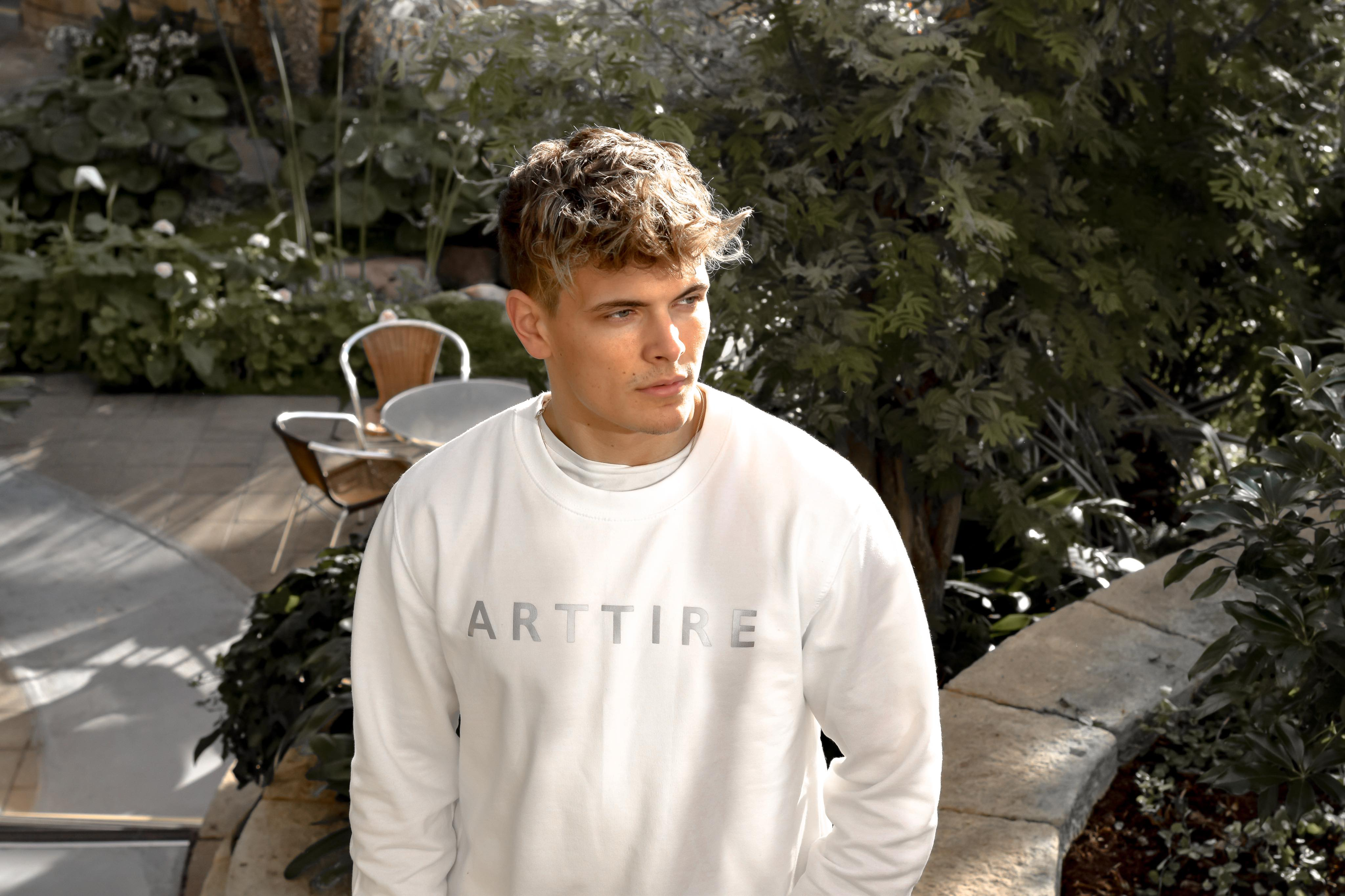 Bone Reflective Sweat