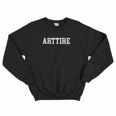 Charcoal 3D Campus Sweat