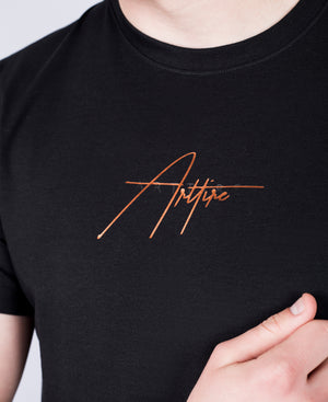 Signature Short Sleeve (Black)