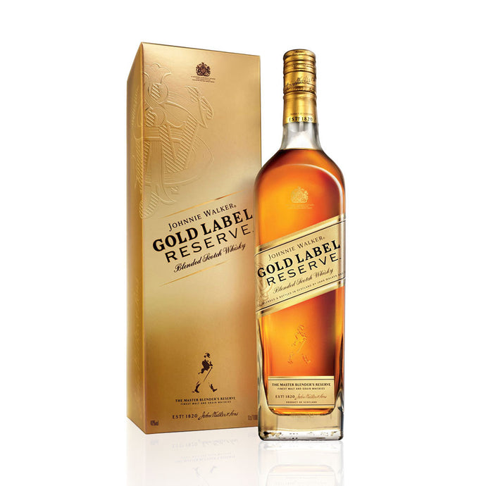 Johnnie Walker Gold Label  Whisky