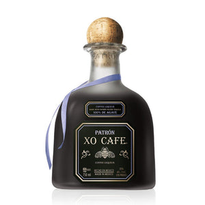 XO Cafe is one of the most recent additions to Patron's range and is quickly growing in popularity. Created by blending the Silver range with natural coffee essence, look out for the flavour of chocolate and vanilla and of course ground coffee.