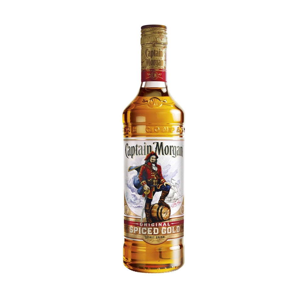 Captain Morgan Gold Spiced Rum