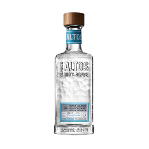 This 100% blue agave tequila, exclusively produced in the Los Altos highlands of Mexico is a classic tequila for a modern world. Olmeca Altos Plata boasts an unprecedented smoothness and complex character, with herbal, cooked agave notes, slight citrus hit and fruit aroma. We like ours in a Tommy's Margarita, or sipped neat.