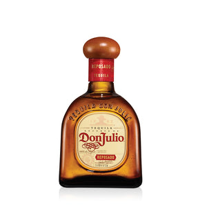 Don Julio Reposado matures in American white oak barrels and is the rich and mellow brother of the Don Julio range. Look out for the unique flavours of lemon, dark chocolate, vanilla and cinnamon all emerging from the first sip. The Reposado can be drunk neat, but we reckon it's best mixed in the Paloma cocktail.