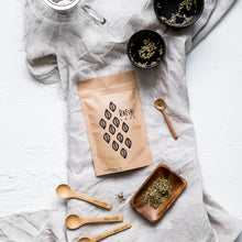 Organic Yerba Mate blended with Organic Lemon Myrtle for your perfect natural caffeine coffee alternative. Organic caffeine alternative. Perfect for nightshift to keep you awake. Perfect vegan wake me up drink to concentrate