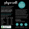 PHYCOSALT naturally seaweed iodised salt flakes