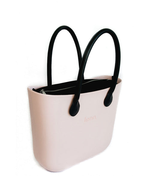 Original PINK with black canvas inner and black handles