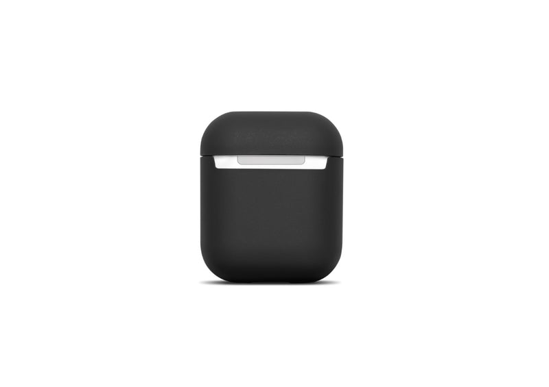 Nudient - AirPods Gen 1 & 2 Cover - Ink Black