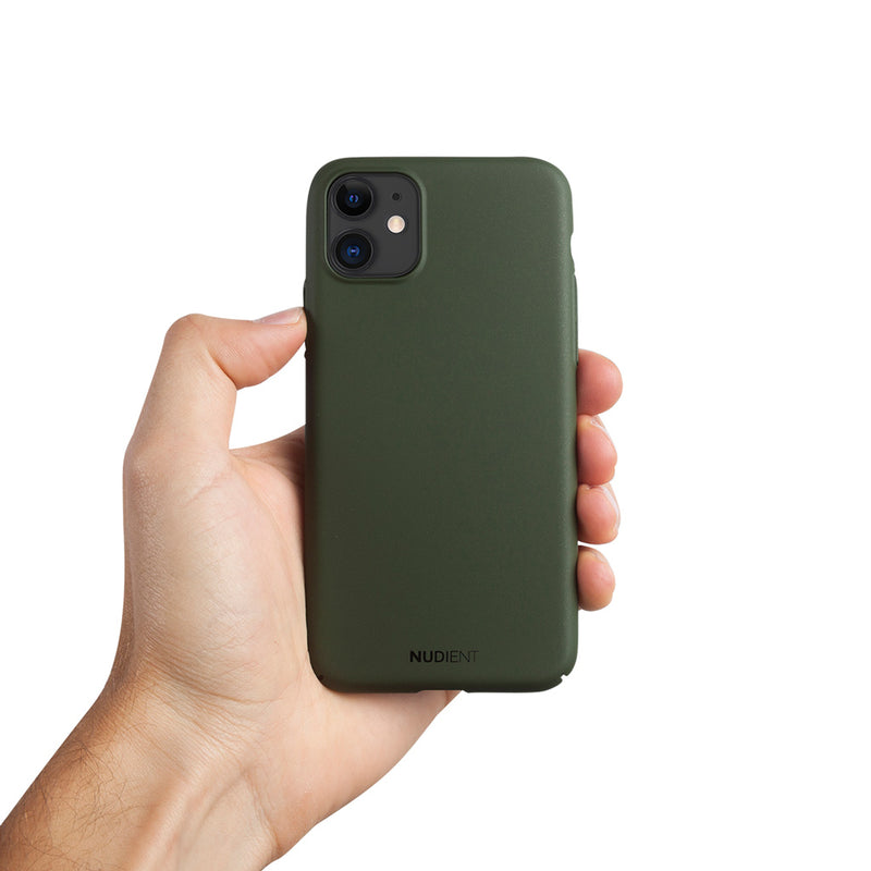 "Tyndt iPhone 11 6,1"" Cover V2 - Majestic Green"