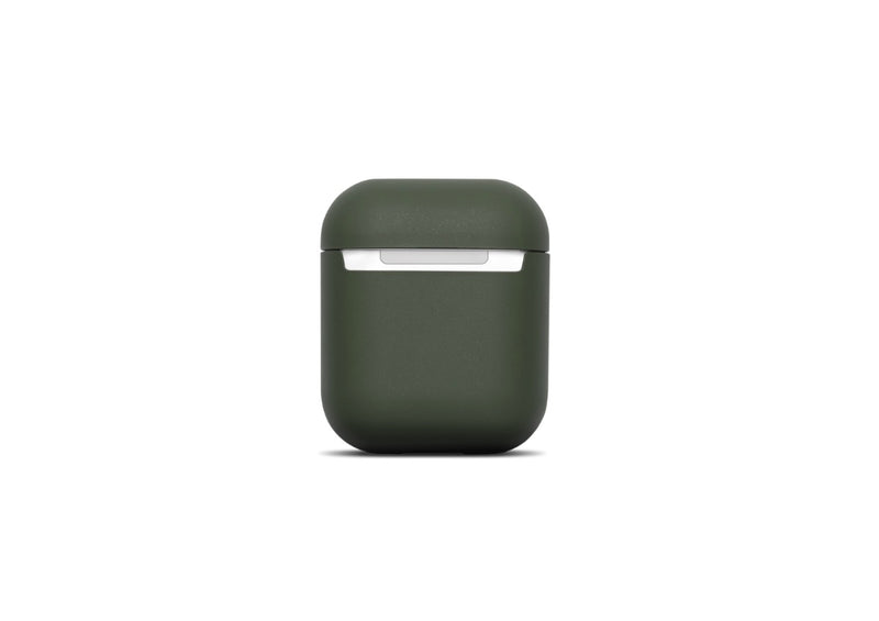 Nudient - AirPods Gen 1 & 2 Cover - Pine Green